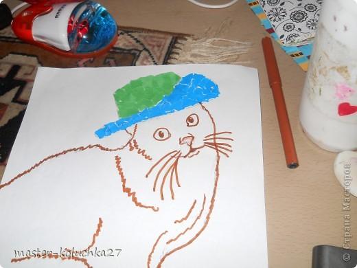 вот такой котик.ссылка на конкурс в конце записи. фото 6
