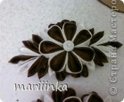 Ещё одна скромная попытка сделать цветочки канзаши. фото 1