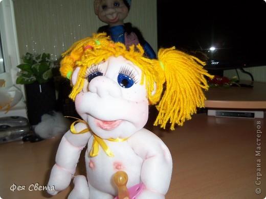 малышок-голышок фото 4