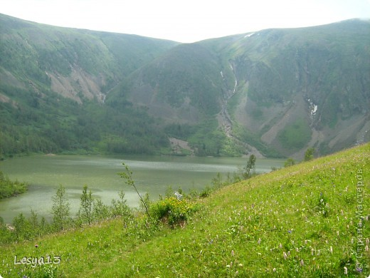 Не могу не поделиться впечатлениями от сегодняшней экскурсии на Ивановские озера в Хакасии! Это что-то потрясающее!   фото 10