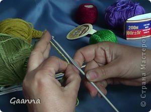 Вязание крючком. Урок 1. Крючки и пряжа