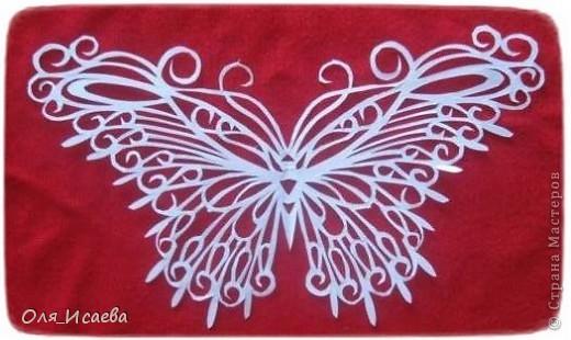 Опять бабочка фото 1
