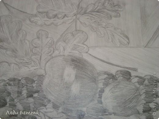 Этот рисунок я нарисовала осенью 2011, а нашла только сейчас. ... фото 2