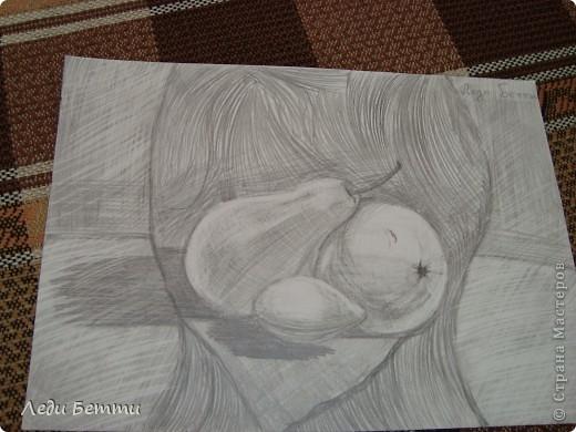 Этот рисунок я нарисовала осенью 2011, а нашла только сейчас. ... фото 3