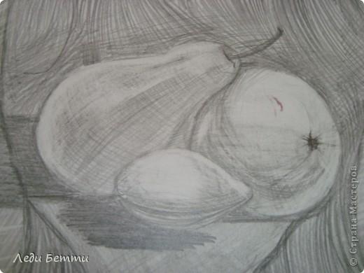 Этот рисунок я нарисовала осенью 2011, а нашла только сейчас. ... фото 4
