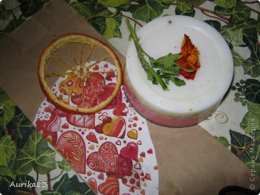 """Новое мыльце """"Апельсиново-лавандовое""""+ кофейное фото 1"""