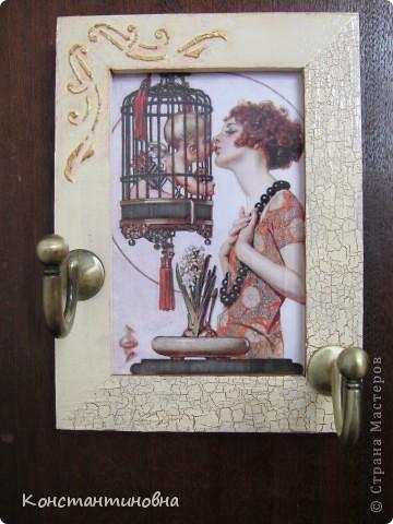 рамка Икеевская,шпатлевка,кракелюр,распечатка. фото 1