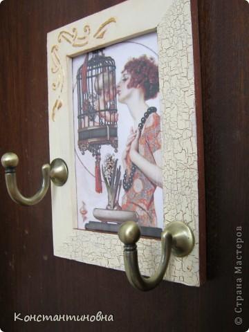 рамка Икеевская,шпатлевка,кракелюр,распечатка. фото 2