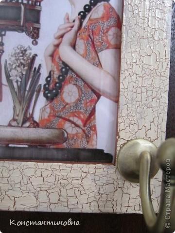 Как сделать ключницу своими руками страна мастеров