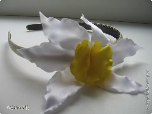 Вот такие вот аксессуарчики для волос делала своим девчонкам (у меня две дочки), а потом и на заказ :))) фото 6