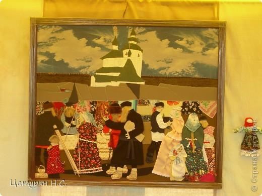 Доброго времени суток МОИ ДОРОГИЕ!!!!! Приглашая Вас на фестиваль славянского искусства РУССКОЕ ПОЛЕ в Коломенском.  Это просто рай для рукодельниц.  фото 19