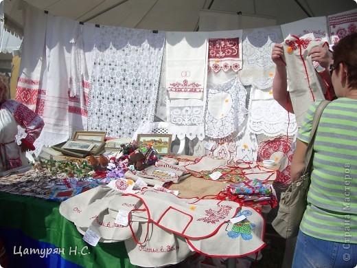 Доброго времени суток МОИ ДОРОГИЕ!!!!! Приглашая Вас на фестиваль славянского искусства РУССКОЕ ПОЛЕ в Коломенском.  Это просто рай для рукодельниц.  фото 21