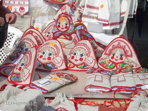 Доброго времени суток МОИ ДОРОГИЕ!!!!! Приглашая Вас на фестиваль славянского искусства РУССКОЕ ПОЛЕ в Коломенском.  Это просто рай для рукодельниц.  фото 22
