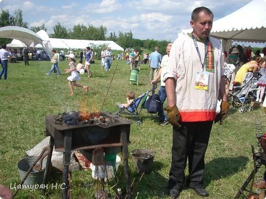 Доброго времени суток МОИ ДОРОГИЕ!!!!! Приглашая Вас на фестиваль славянского искусства РУССКОЕ ПОЛЕ в Коломенском.  Это просто рай для рукодельниц.  фото 23