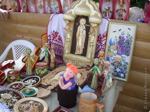 Доброго времени суток МОИ ДОРОГИЕ!!!!! Приглашая Вас на фестиваль славянского искусства РУССКОЕ ПОЛЕ в Коломенском.  Это просто рай для рукодельниц.  фото 29