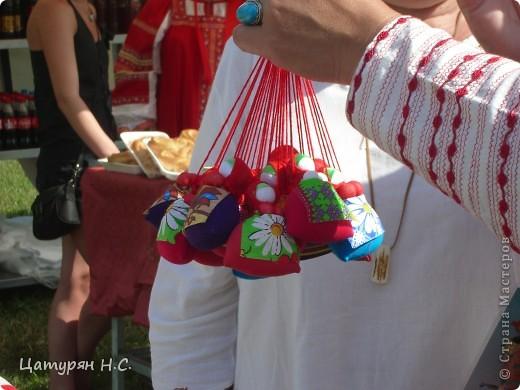 Доброго времени суток МОИ ДОРОГИЕ!!!!! Приглашая Вас на фестиваль славянского искусства РУССКОЕ ПОЛЕ в Коломенском.  Это просто рай для рукодельниц.  фото 31