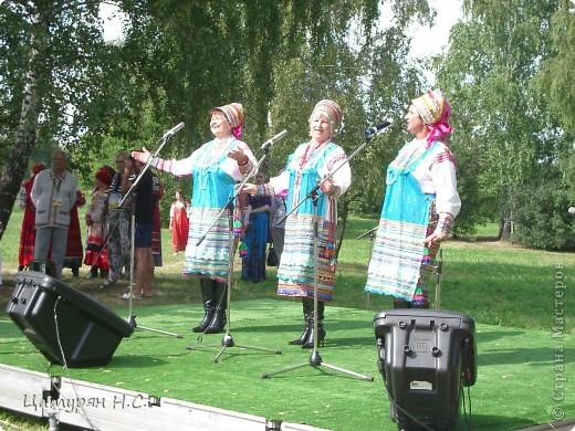 Доброго времени суток МОИ ДОРОГИЕ!!!!! Приглашая Вас на фестиваль славянского искусства РУССКОЕ ПОЛЕ в Коломенском.  Это просто рай для рукодельниц.  фото 46