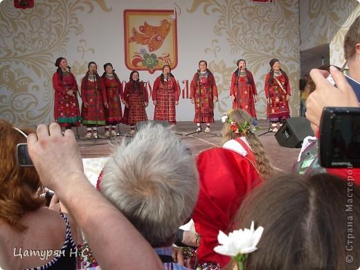 Доброго времени суток МОИ ДОРОГИЕ!!!!! Приглашая Вас на фестиваль славянского искусства РУССКОЕ ПОЛЕ в Коломенском.  Это просто рай для рукодельниц.  фото 56