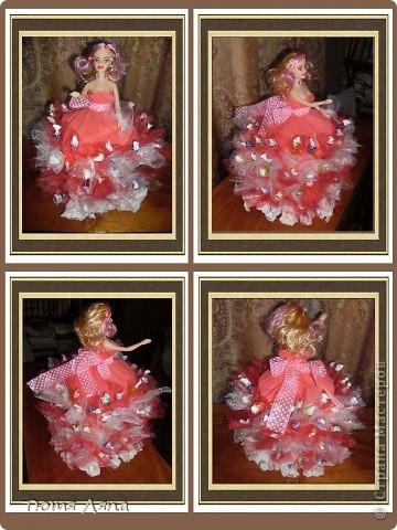 Эту куколку-шкатулку делала для очаровательной двухлетней девочки. Теперь она живет в Бугуруслане. фото 2