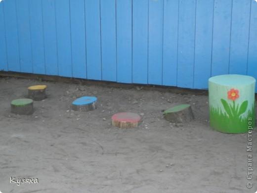 Вот мы и вернулись с моря, выкладываю вторую часть путешествия по нашему детскому саду Леечка с ромашками фото 7