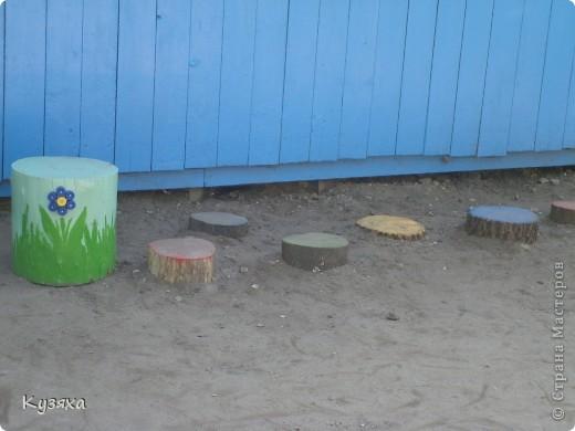 Вот мы и вернулись с моря, выкладываю вторую часть путешествия по нашему детскому саду Леечка с ромашками фото 8