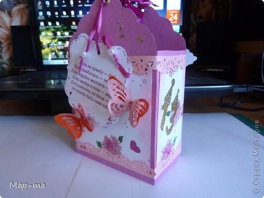 Вид коробочки-упаковки. фото 1