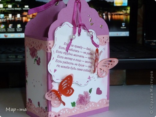 Вид коробочки-упаковки. фото 2
