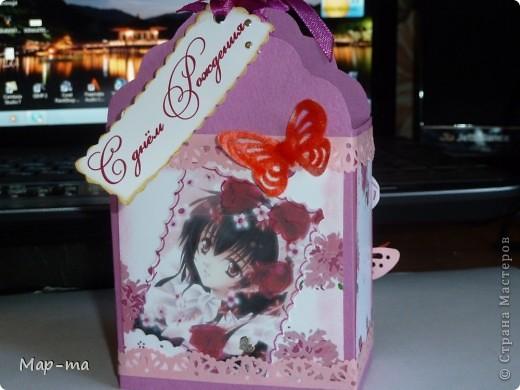 Вид коробочки-упаковки. фото 3