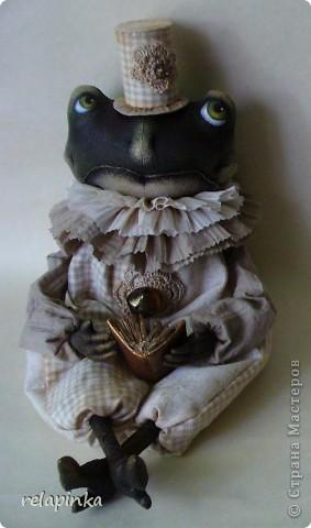 Тоби (робкий жаб) фото 2