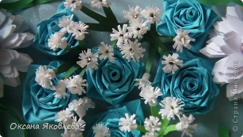 Увидев эту картинку, у меня родилась идея сделать таких голубей на свадьбу))) фото 11