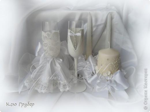 """Свадебный наборчик """"Жених и Невеста"""" фото 1"""