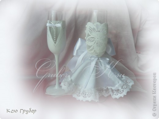 """Свадебный наборчик """"Жених и Невеста"""" фото 5"""