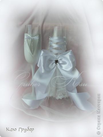"""Свадебный наборчик """"Жених и Невеста"""" фото 7"""