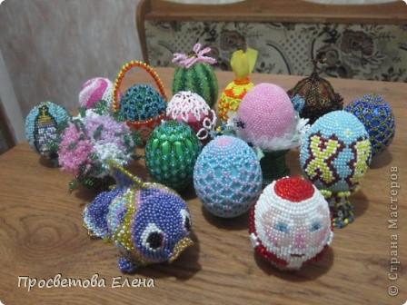 Вот такие сувениры были подготовлены к Пасхе  фото 1
