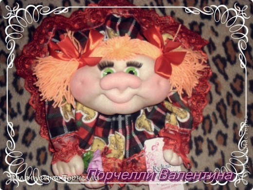 Приветствую всех!!!!Поздравляю всех с Праздником Семьи!!!Всем ЛЮБВИ,ВЕРНОСТИ,СЧАСТЬЯ И ВЗАИМОПОНИМАНИЯ!!!!!У нас сегодня выставка.Я основательно подготовилась))))20 кукол нашила.Руки болят))) фото 10