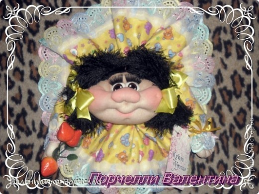 Приветствую всех!!!!Поздравляю всех с Праздником Семьи!!!Всем ЛЮБВИ,ВЕРНОСТИ,СЧАСТЬЯ И ВЗАИМОПОНИМАНИЯ!!!!!У нас сегодня выставка.Я основательно подготовилась))))20 кукол нашила.Руки болят))) фото 18