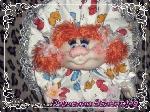 Приветствую всех!!!!Поздравляю всех с Праздником Семьи!!!Всем ЛЮБВИ,ВЕРНОСТИ,СЧАСТЬЯ И ВЗАИМОПОНИМАНИЯ!!!!!У нас сегодня выставка.Я основательно подготовилась))))20 кукол нашила.Руки болят))) фото 19