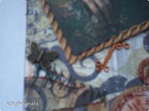 И все таки я ее сделала. Правда скраплифтингнула у Анны Плюшаковой (Заложница снов) http://vplenuidei.blogspot.com/2012/05/blog-post_11.html?showComment=1336751132366#c2232975565456305090. Очень толковый и подробный мастер класс. Огромное ей спасибо.  фото 3