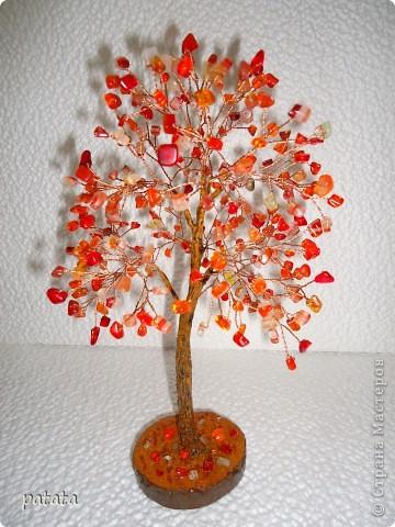 Деревья из бисера бисер фото 1