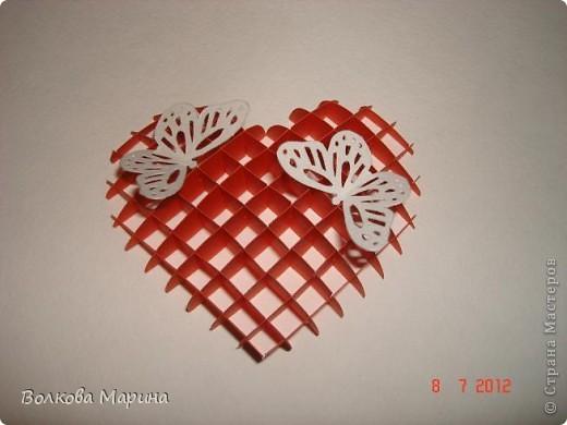 Вот такая открытка-подарок у меня получалась.  фото 10