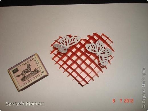 Вот такая открытка-подарок у меня получалась.  фото 11