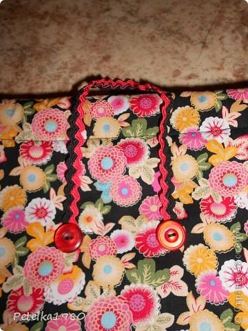 Этот мешочек предназначен для чистых вещей. фото 13