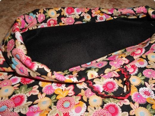 Этот мешочек предназначен для чистых вещей. фото 14