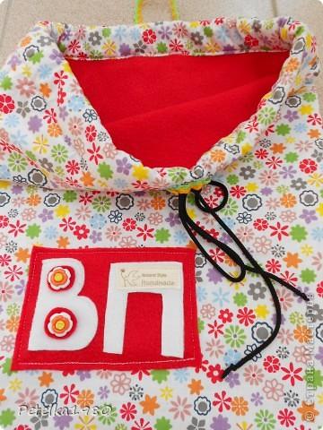 Этот мешочек предназначен для чистых вещей. фото 4