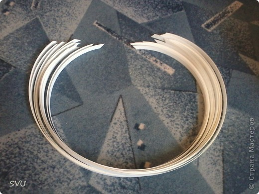 Корзинка из упаковочной (полипропиленовой, стреппинг) ленты на 7-8 литров. фото 37