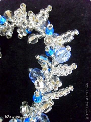 Для изготовления этого браслета был использован чешский бисер различных размеров и бусины чешского стекла. фото 2