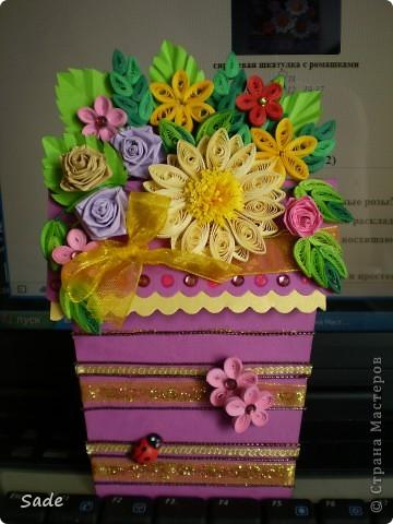 цветочные фантазии на скорую руку х) фото 1