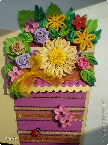 цветочные фантазии на скорую руку х) фото 2