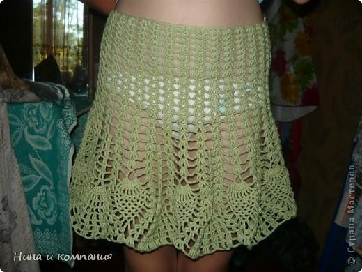 Ирина, принимайте и мою юбочку. фото 7