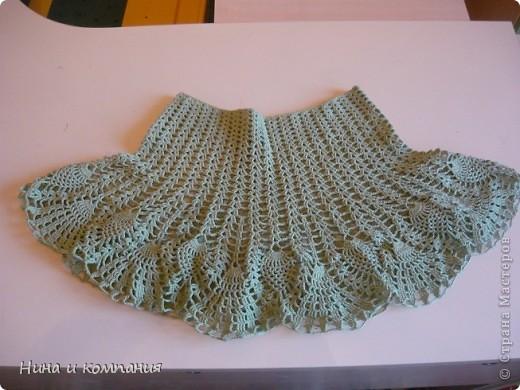 Ирина, принимайте и мою юбочку. фото 8